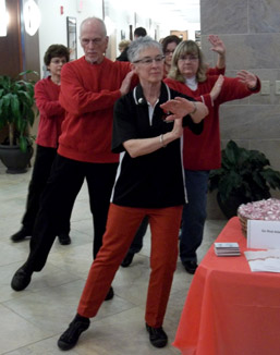 Three Hospitals Promote Heart Health Awareness with Go Red, Washington County photo