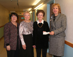 Nurses Association Donates to Monongahela Valley Hospital photo