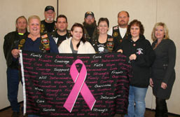 Eagle Riders Bike Run Benefits MVH Regional Cancer Center photo
