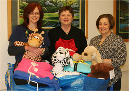 Monongahela Valley Hospital Receives Donations for Trauma Patients photo
