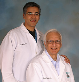 Abdul S. Chaudry, M.D. and Adil Chaudry, M.D. photo