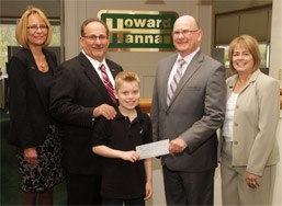 Local Howard Hanna Office Supports MVH's Children's Free Care Fund photo