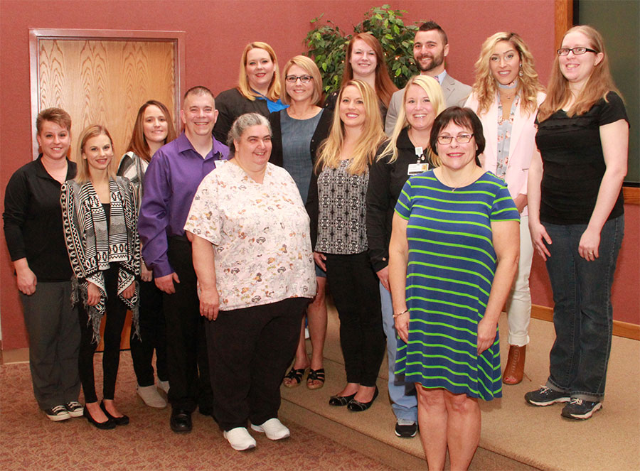 MVH Nurse Named 2018 Cameos of Caring Awardee photo