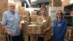 Monongahela Valley Hospital Staff Makes Annual Scouting for Food Donation photo