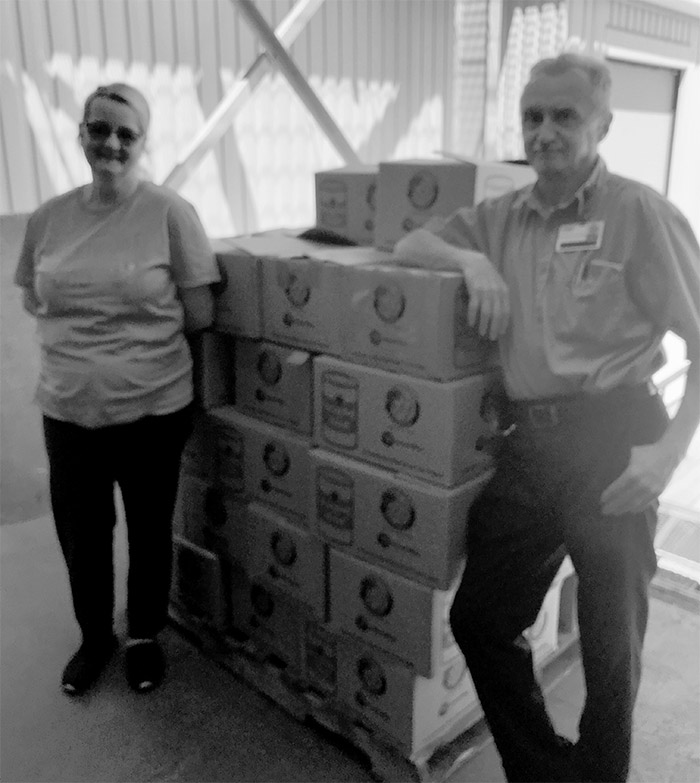 Monongahela Valley Hospital Makes Annual Scouting for Food Donation photo