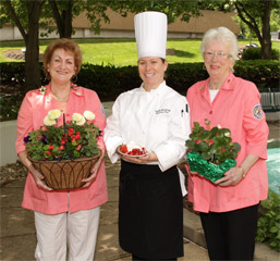 Community Invited to Strawberry Festival Hosted by Auxiliary photo