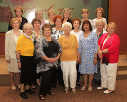 The Auxiliary of Mon-Vale Health Resources, Inc.'s recent 36th annual dinner photo