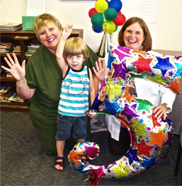 Monongahela Valley Hospital's Center for Children's Rehabilitation Services Celebrates its Fifth Anniversary