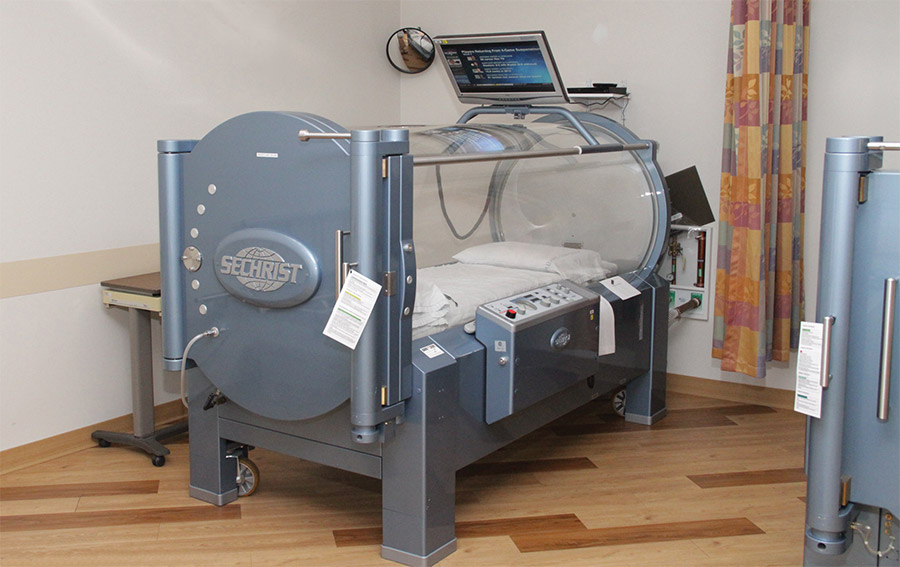 Hyperbaric Oxygen Therapy photo