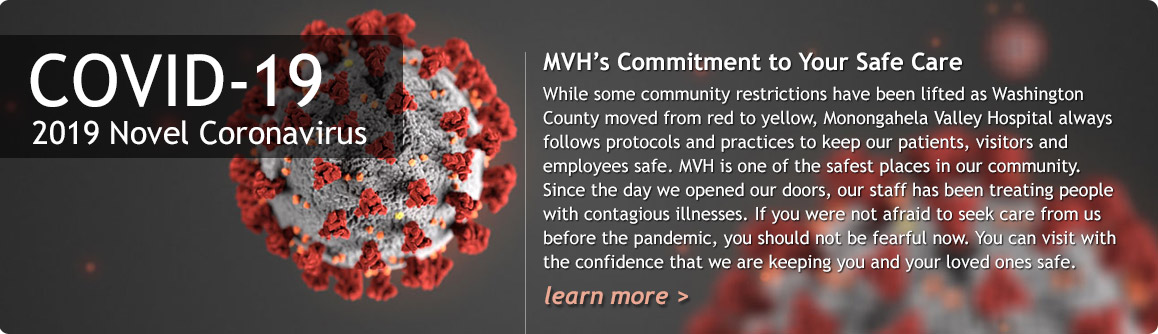 MVH's Commitment to Your Safe Care