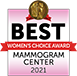 Womens Choice Award Mammogram Surgery logo